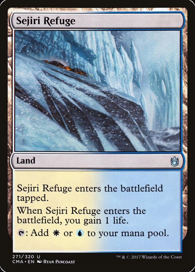 Sejiri Refuge [CMA]