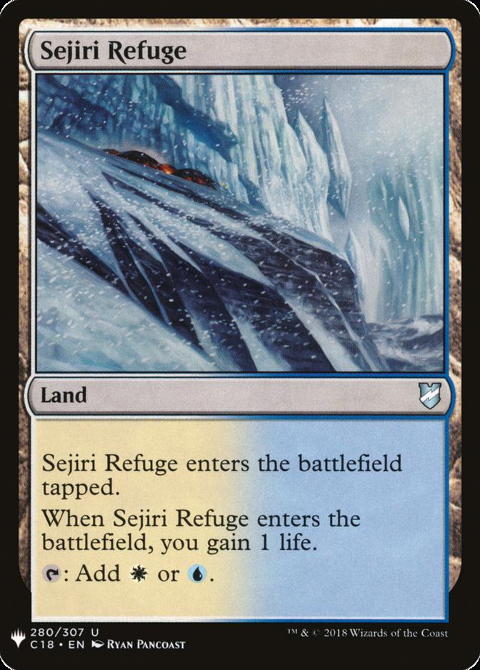 Sejiri Refuge [MB1]