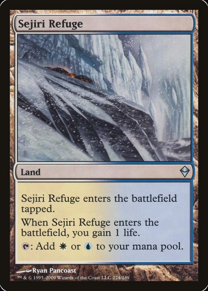 Sejiri Refuge [ZEN]