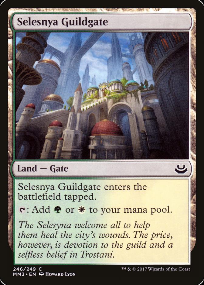 Selesnya Guildgate [MM3]