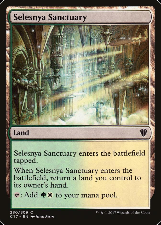 Selesnya Sanctuary [C17]