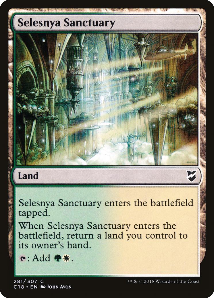 Selesnya Sanctuary [C18]