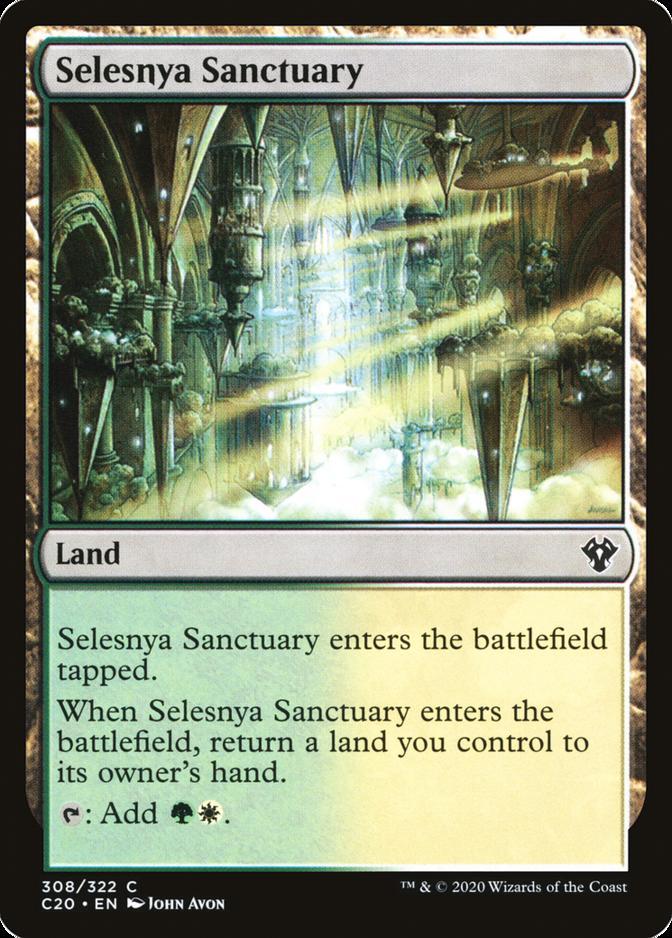 Selesnya Sanctuary [C20]