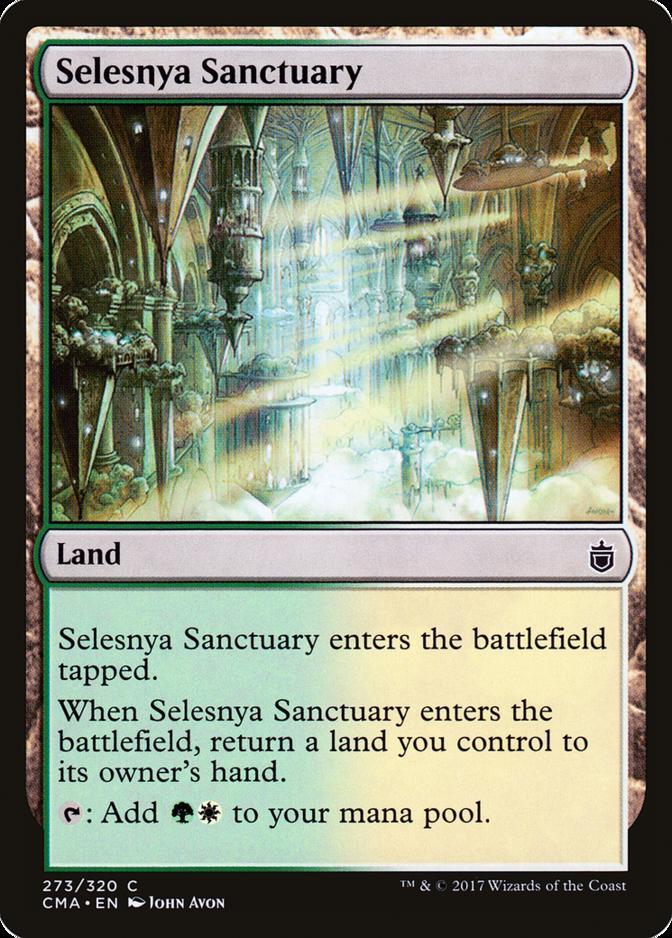 Selesnya Sanctuary [CMA]