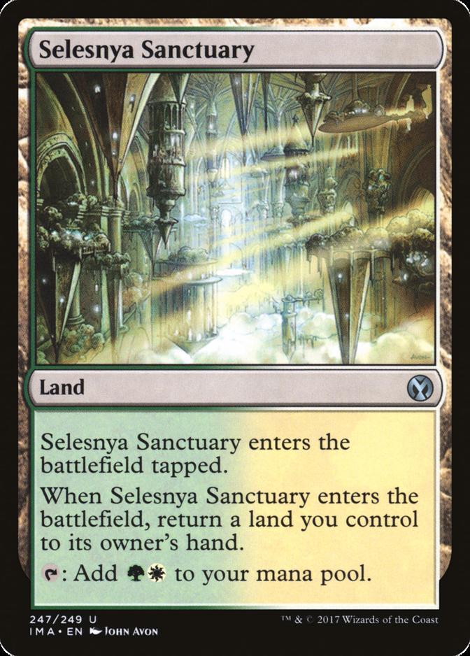 Selesnya Sanctuary [IMA]