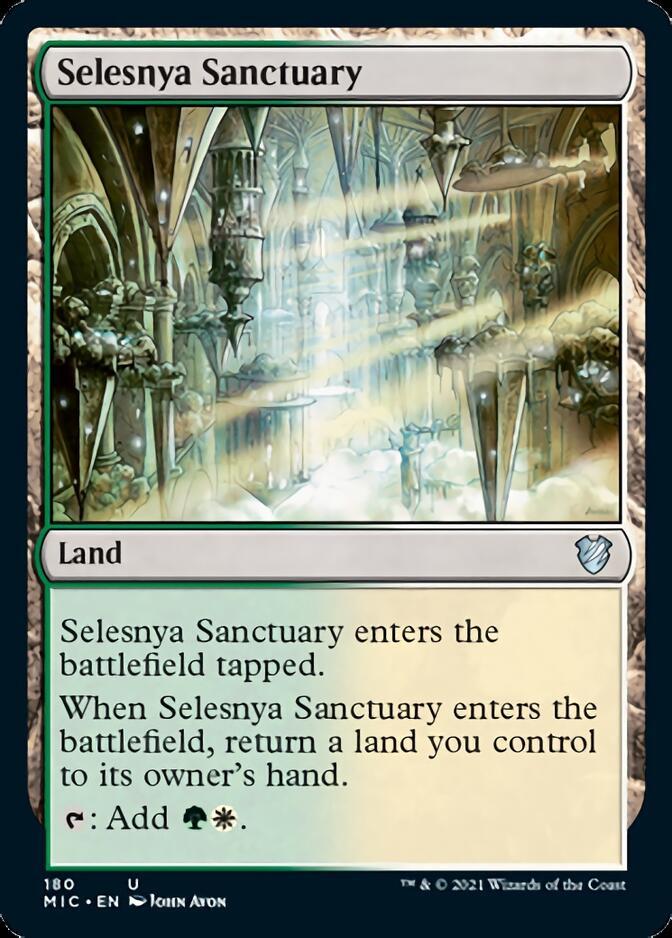 Selesnya Sanctuary [MIC]