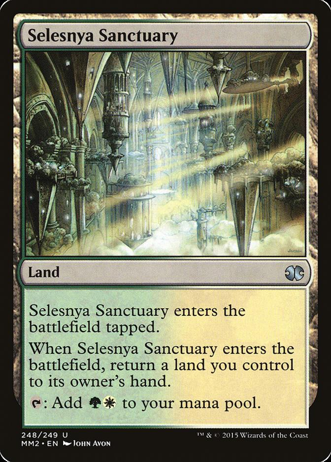 Selesnya Sanctuary [MM2]