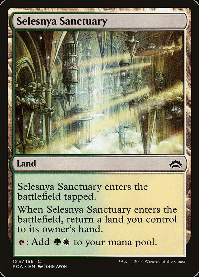 Selesnya Sanctuary [PCA]