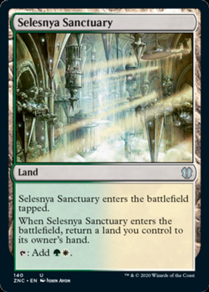 Selesnya Sanctuary [ZNC]