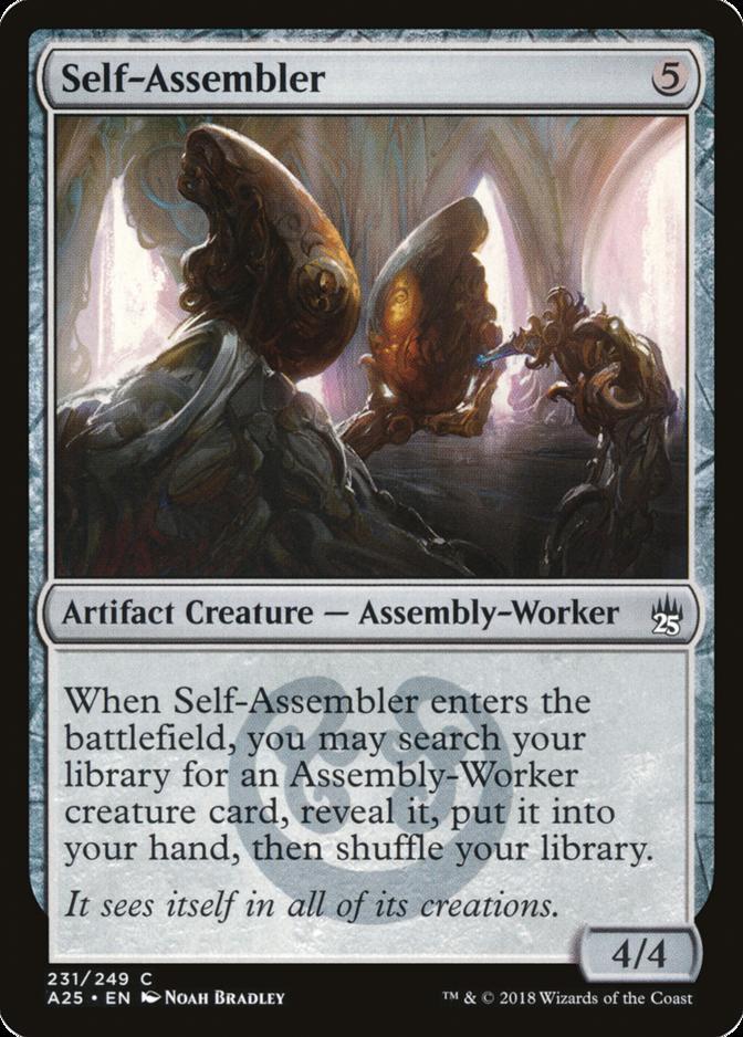 Self-Assembler [A25]