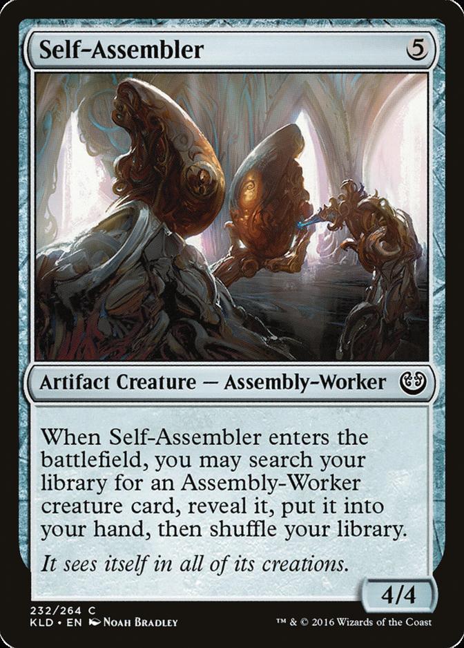 Self-Assembler [KLD]