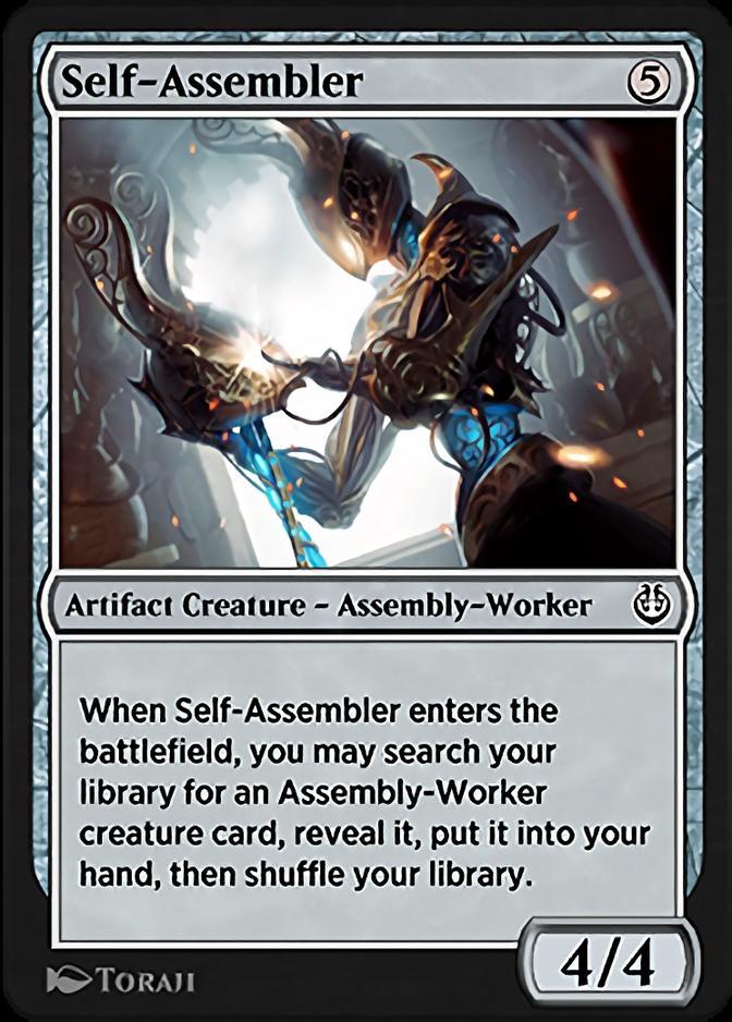Self-Assembler [KLR]
