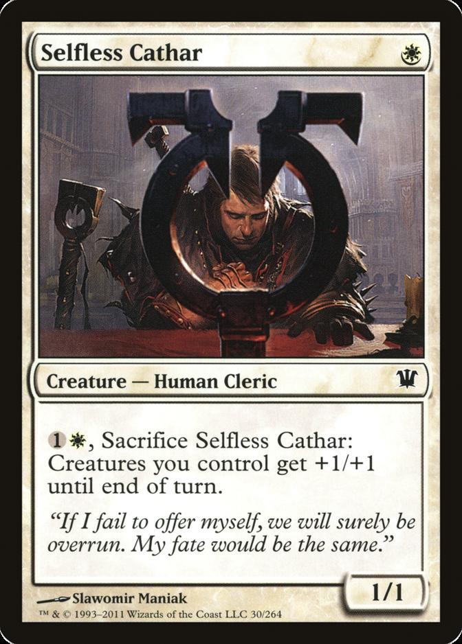 Selfless Cathar [ISD]