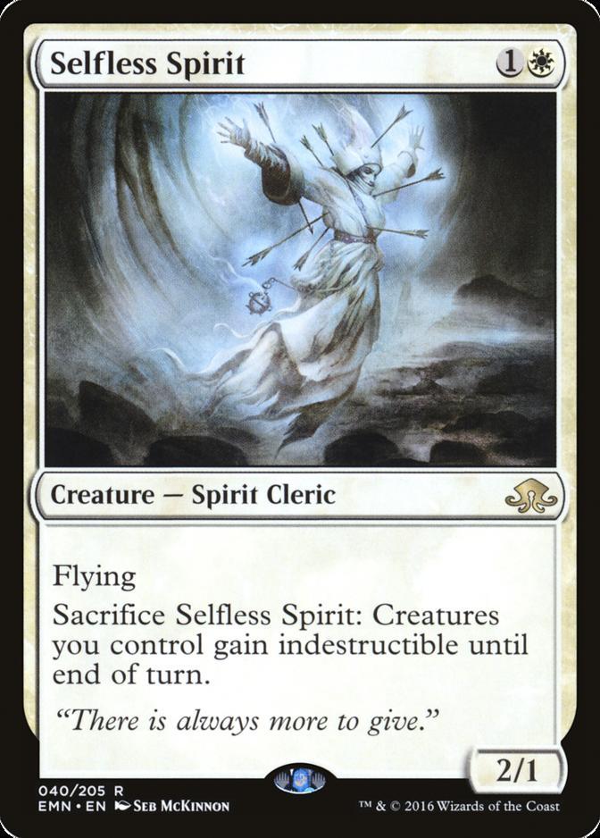 Selfless Spirit [EMN]