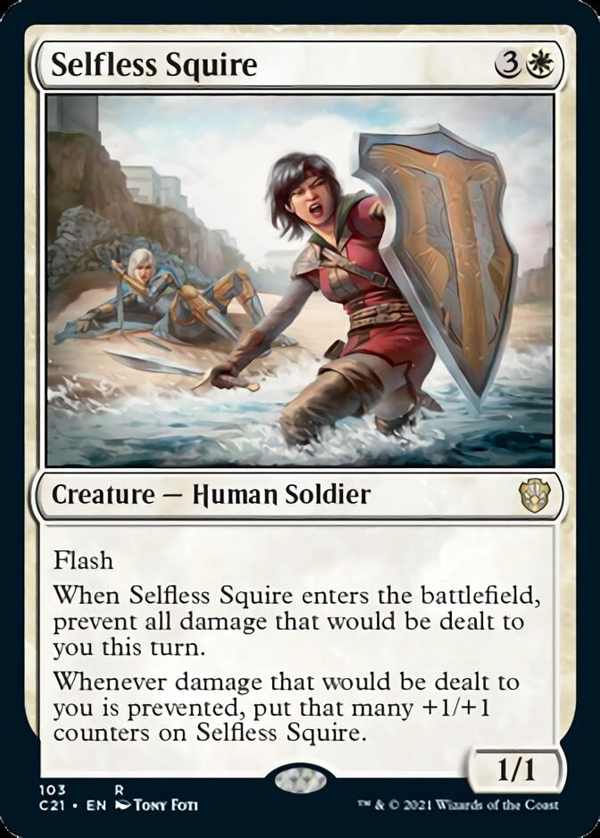 Selfless Squire [C21]
