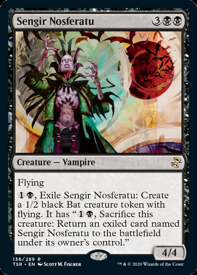 Sengir Nosferatu [TSR]