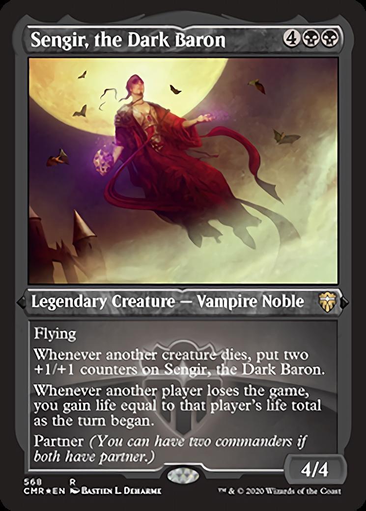 Sengir, the Dark Baron <568> [PCMR] (F)
