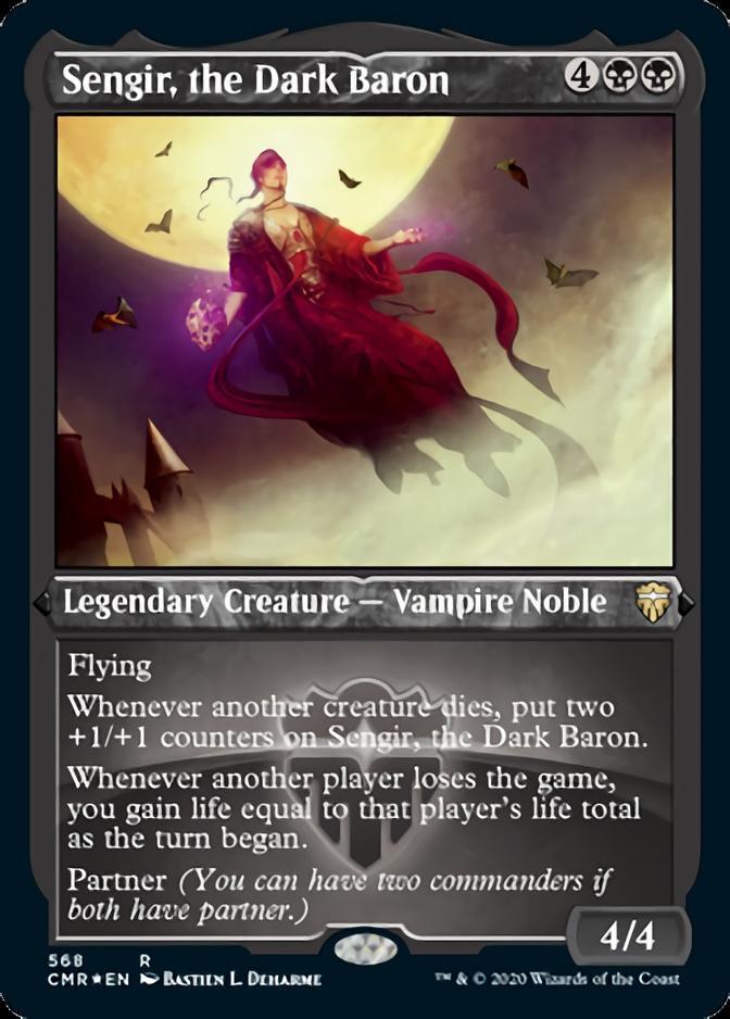 Sengir, the Dark Baron [PCMR] (F)