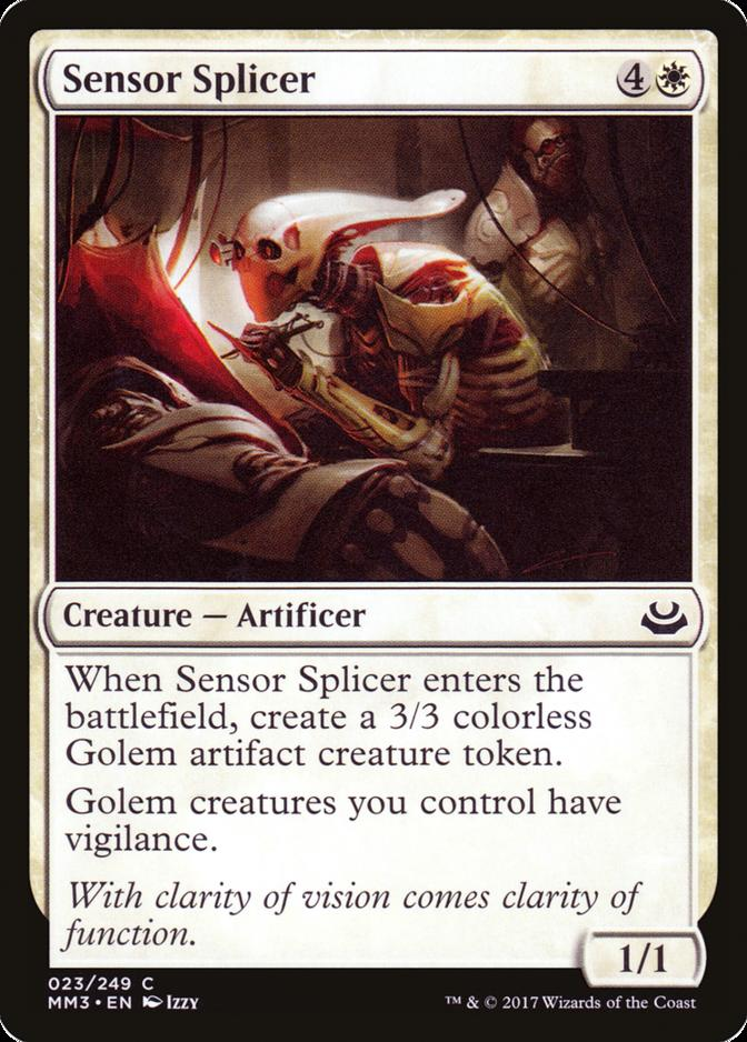 Sensor Splicer [MM3]