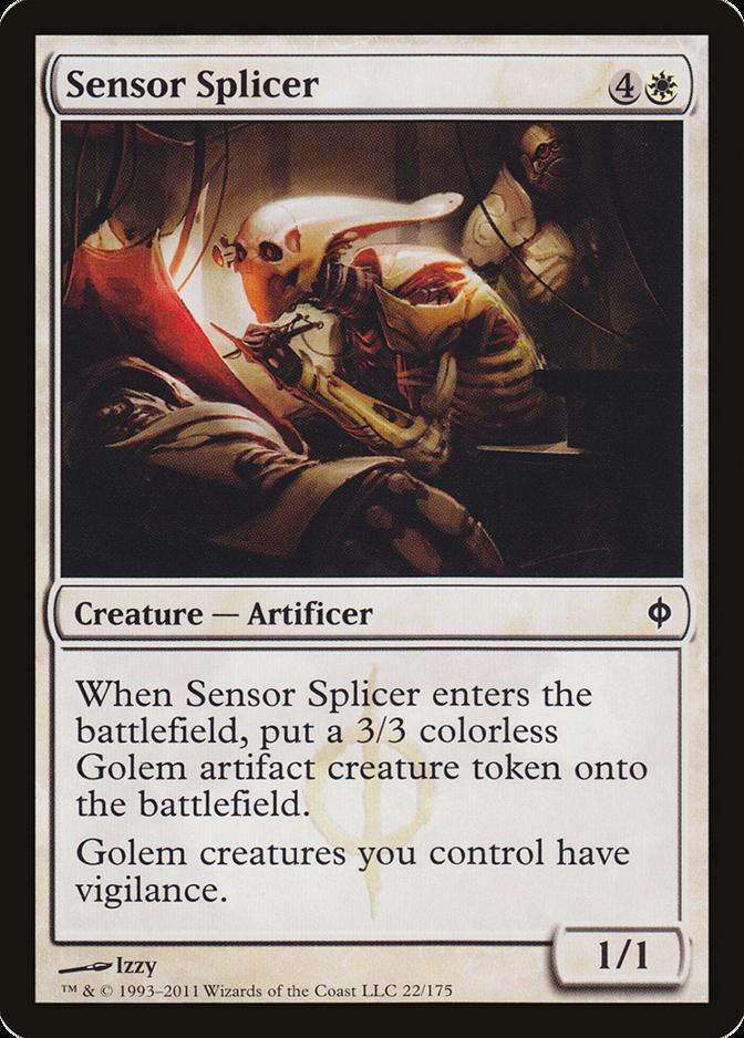 Sensor Splicer [NPH]