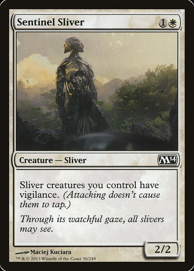 Sentinel Sliver [M14]