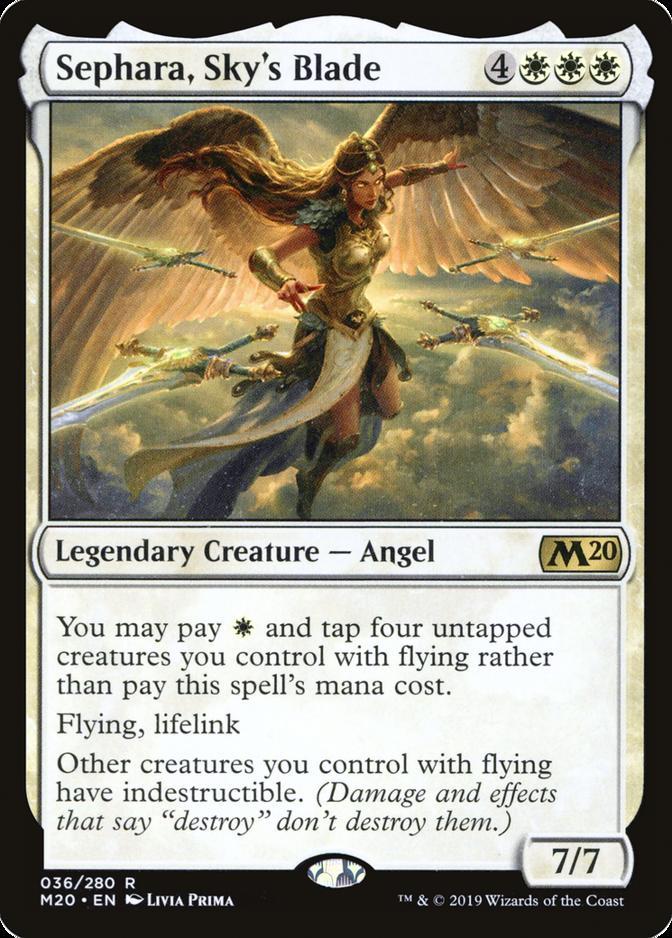 Sephara, Sky's Blade [M20]
