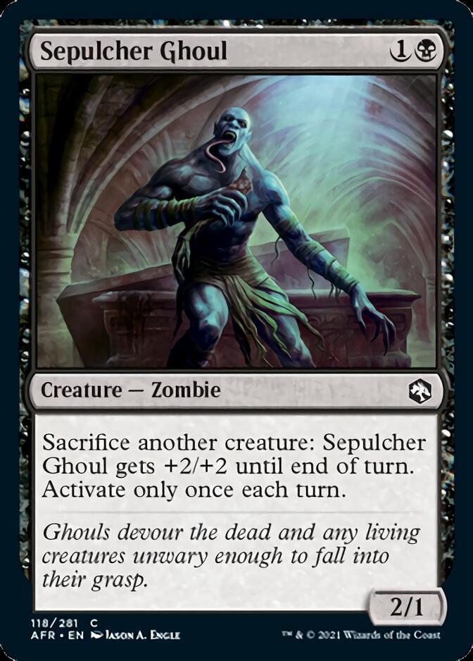 Sepulcher Ghoul [AFR]