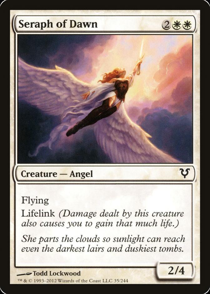 Seraph of Dawn [AVR]