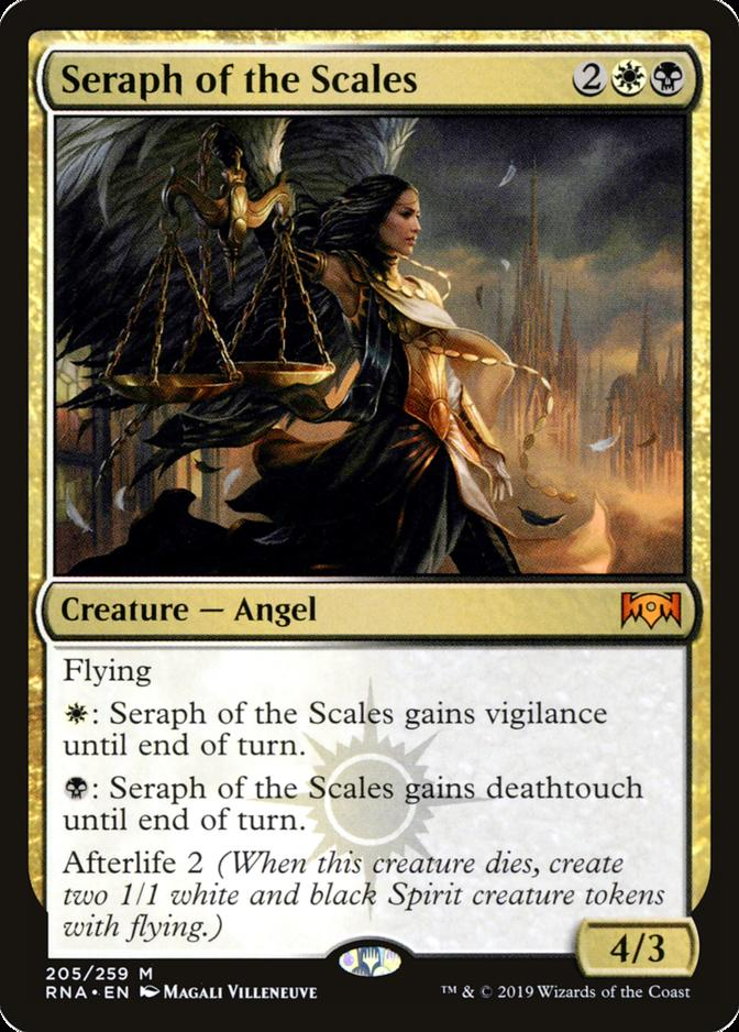 Seraph of the Scales [RNA]