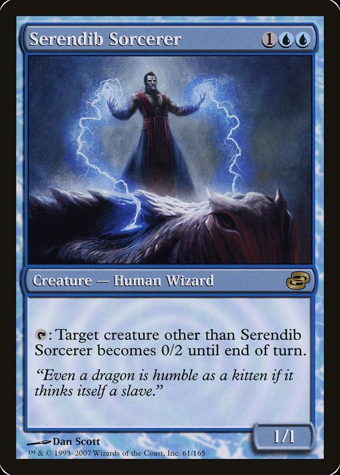 Serendib Sorcerer [PLC]
