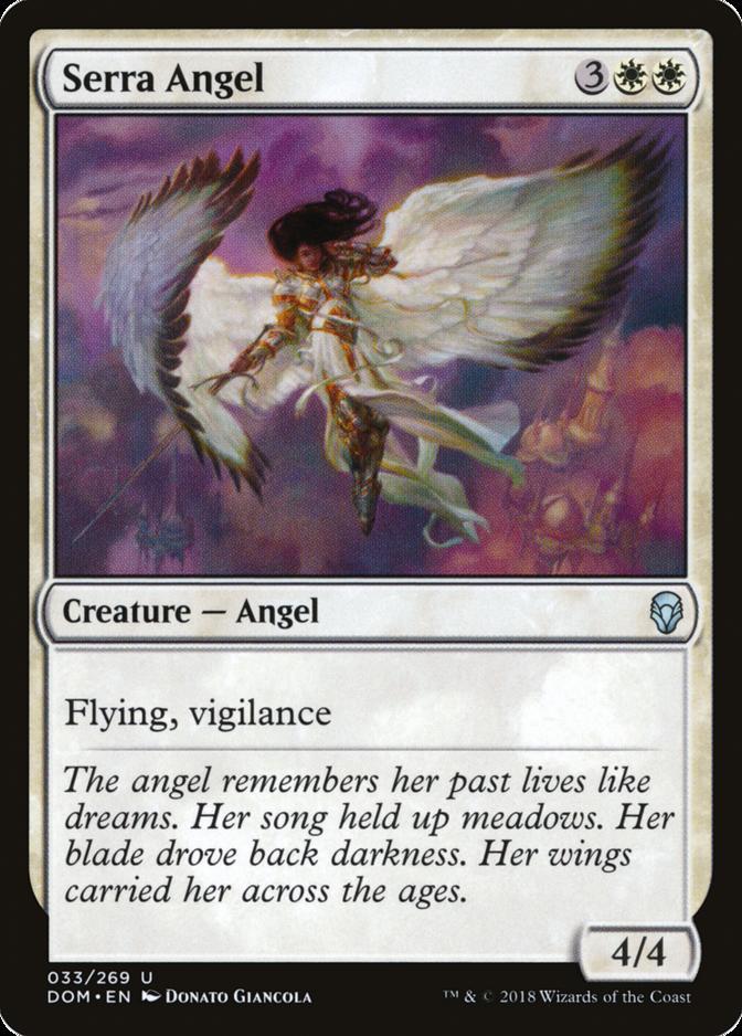 Serra Angel [DOM]