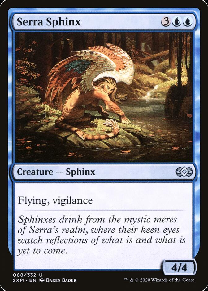 Serra Sphinx [2XM]