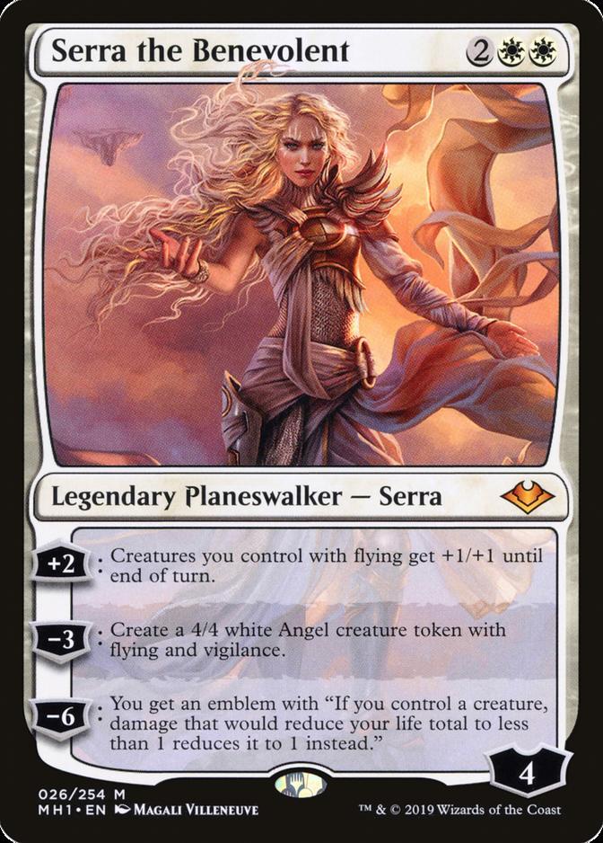 Serra the Benevolent [MH1]