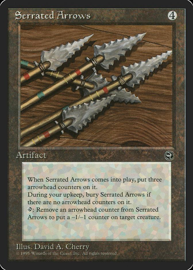 Serrated Arrows [HML]