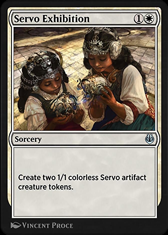 Servo Exhibition <masterpiece> [KLR]