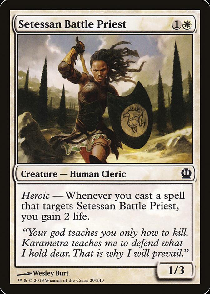 Setessan Battle Priest [THS]