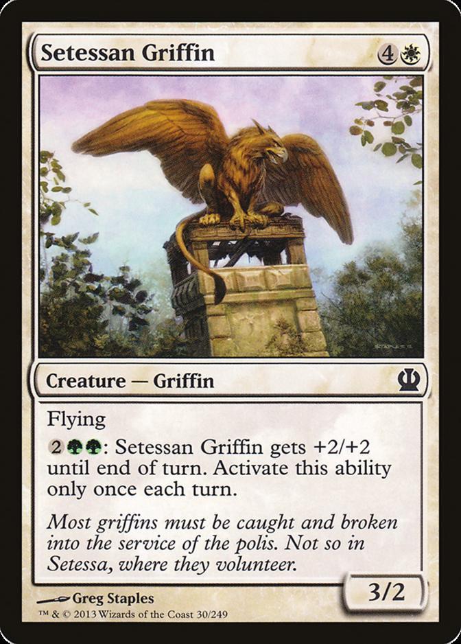 Setessan Griffin [THS]