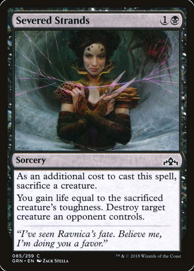 Severed Strands [GRN]