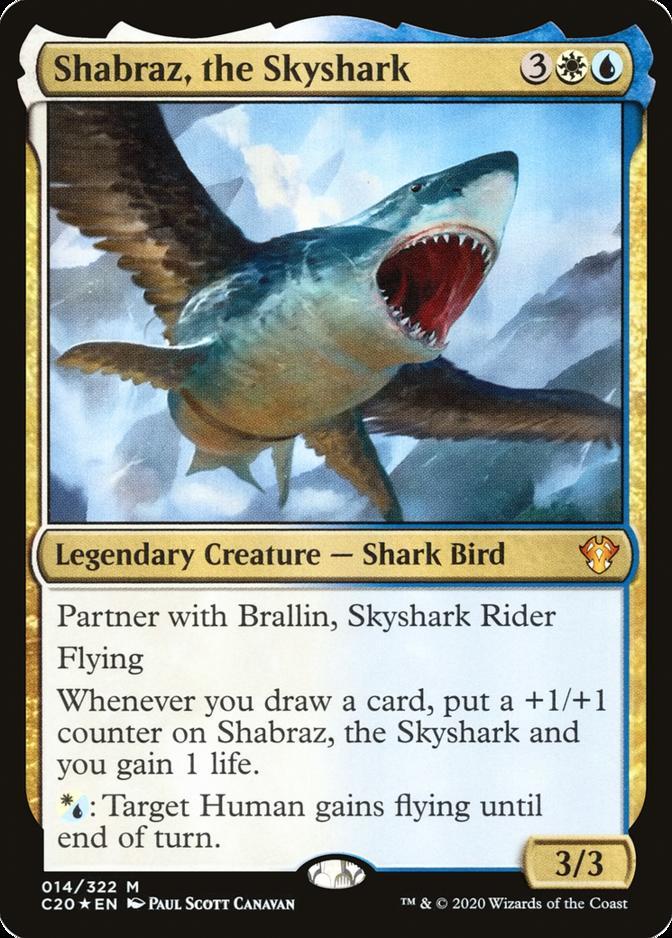 Shabraz, the Skyshark [C20] (F)