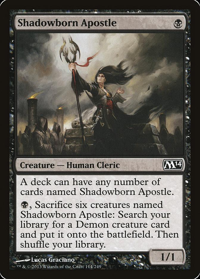 Shadowborn Apostle [M14]