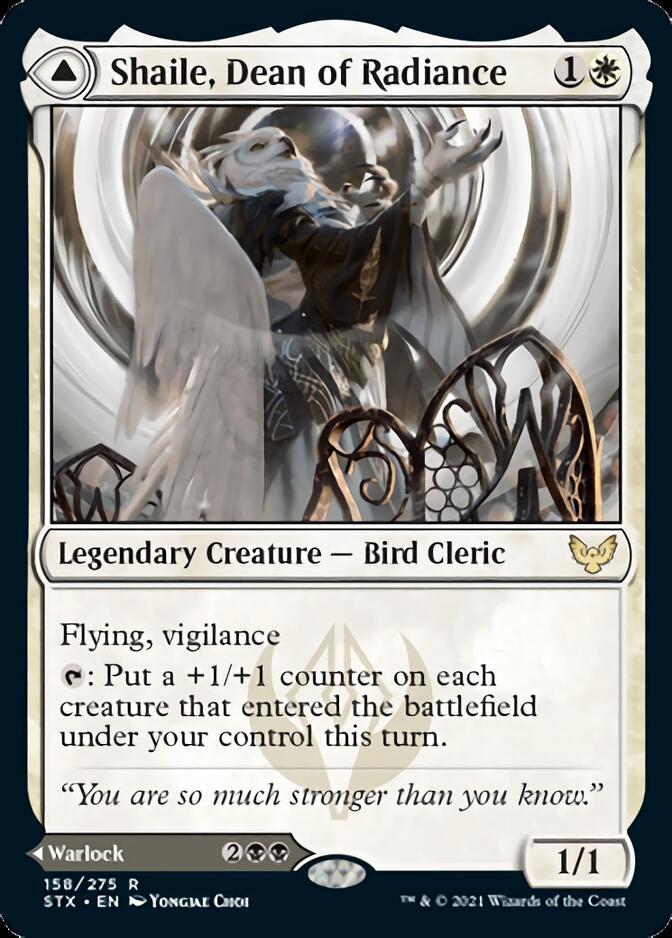 Shaile, Dean of Radiance [STX]