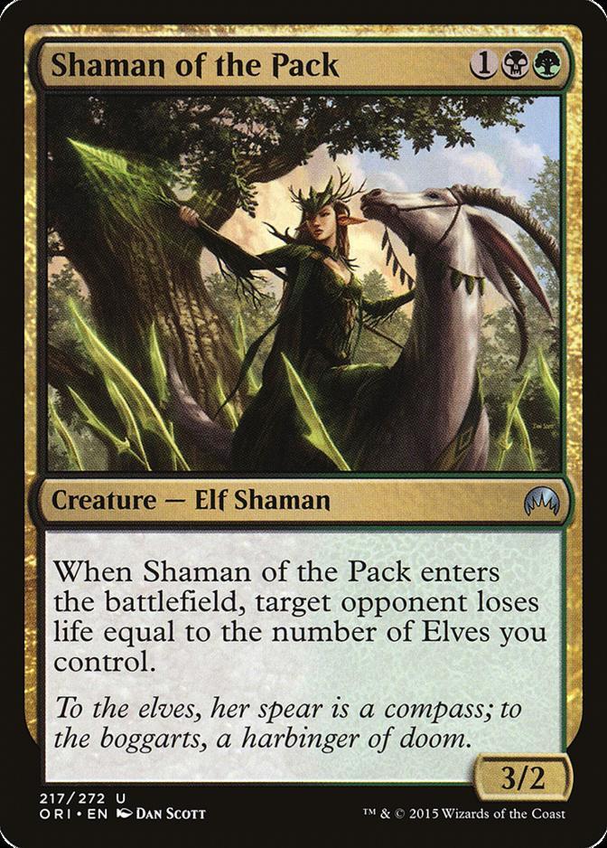 Shaman of the Pack [ORI]