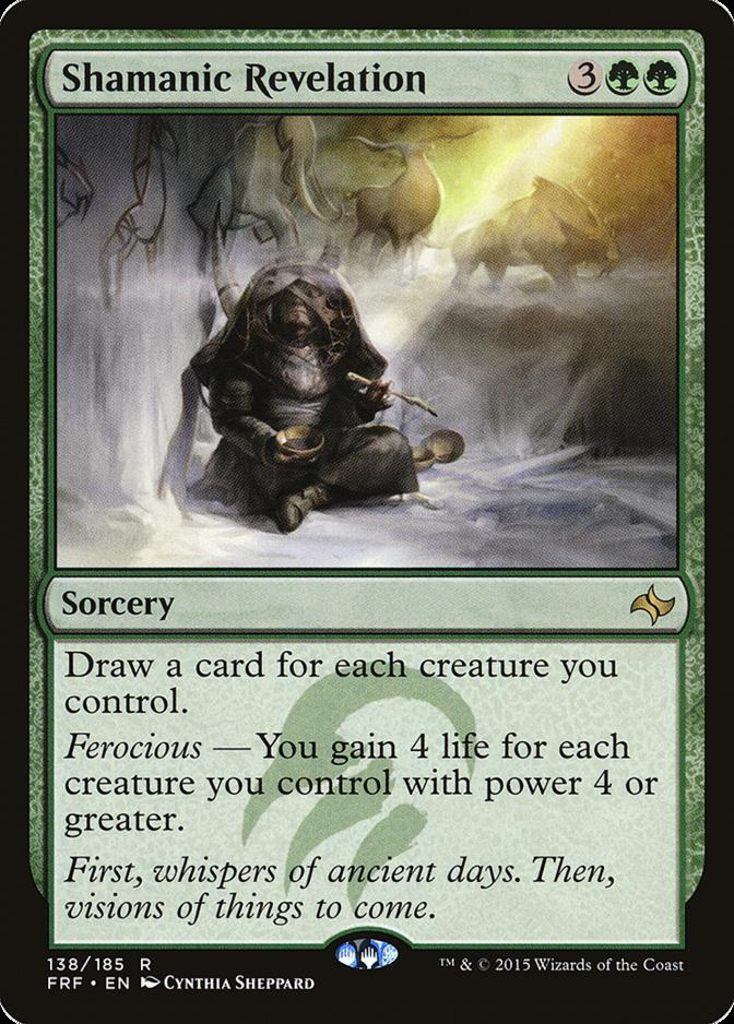 Shamanic Revelation [FRF]