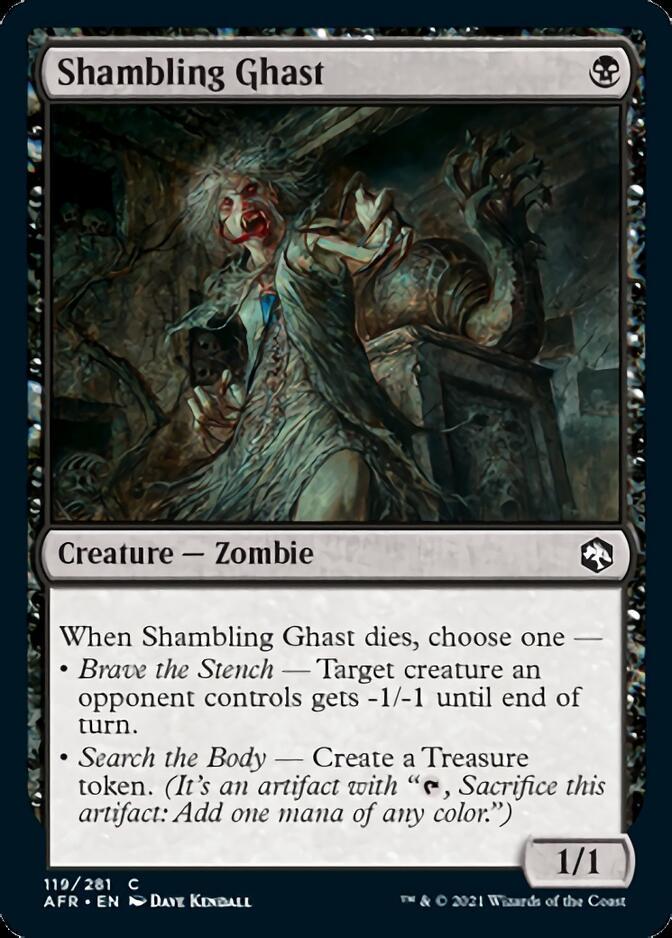 Shambling Ghast [AFR]