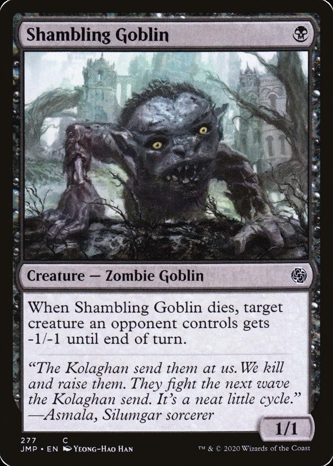 Shambling Goblin [JMP]