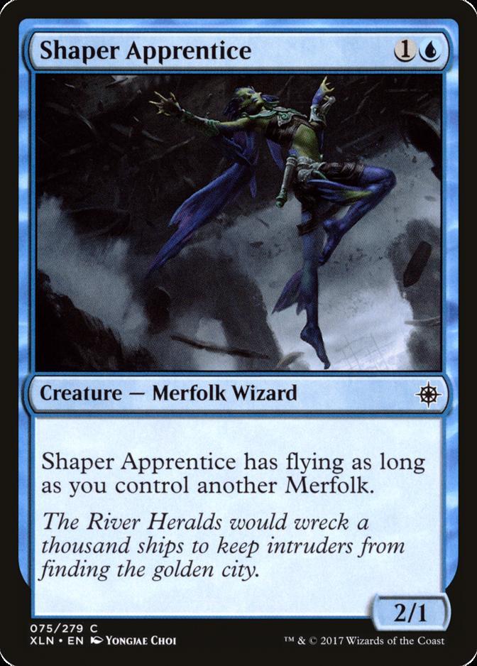 Shaper Apprentice [XLN]