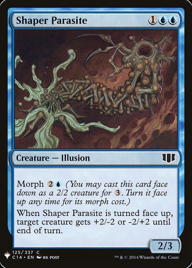 Shaper Parasite [MB1]