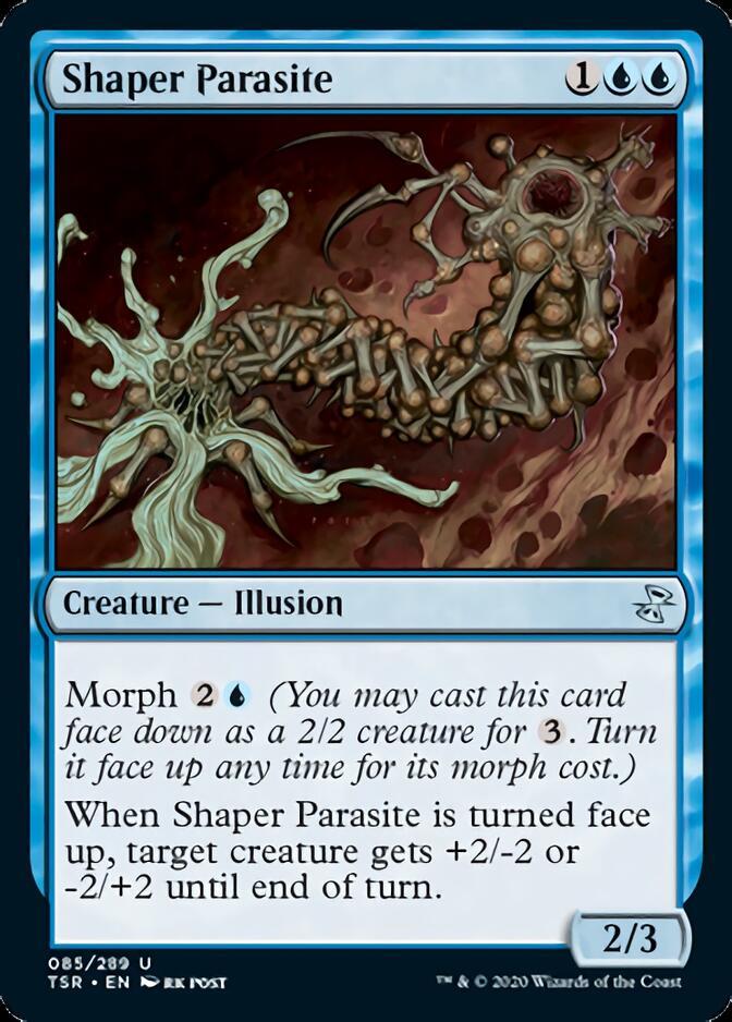 Shaper Parasite [TSR]