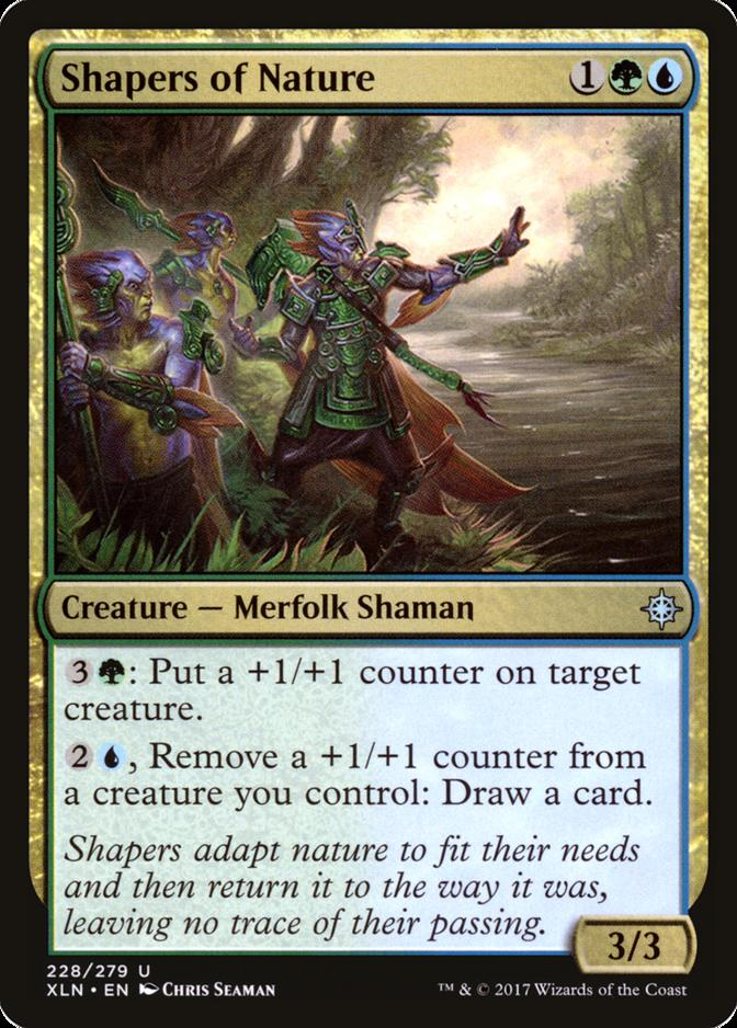 Shapers of Nature [XLN]
