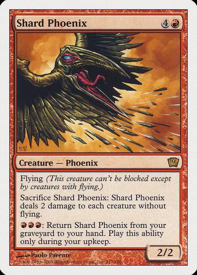 Shard Phoenix [9ED]